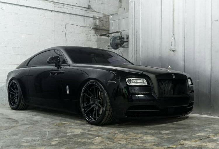 ROLLS ROYCE WRAITH & GHOST LOWERING KIT / LINKAGES / LINKS ...