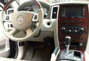 Jeep grand Cherokee over land 2008