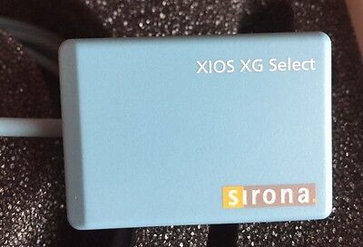Xios Xg Select Sirona Sensor Same As Schick Cdr Elite Size 2- New