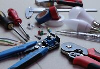 Master Electrician - Wiring, installation and troubleshooting