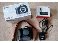 Canon 7D DSLR Camera