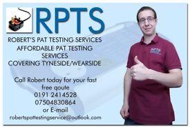 Robert's PAT Testing Services