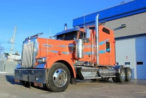 2010 Kenworth W900L - stock 8061-10