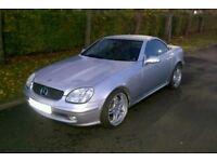Mercedes SLK 230 *AUTO* *1years MOT* *MINT* *4 New Tyres*