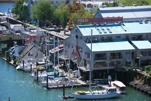 3,298 ft2 Commercial Space Available for Rent @ Granville Island