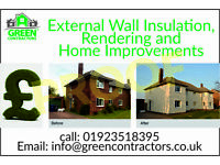 External Wall Insulation EWI Wall Rendering Specialist