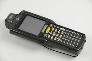 Symbol / Motorola MC3090 - Sold with Cradle, Battery, Power Supply & Power Cable - MC3090-RU0PPCG00WR