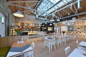 Cafe Manager (plus other roles) - Castlewood Tea Room, Shooters ...
