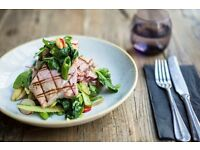CHEFS OF ALL LEVELS NEEDED £7.70 - £9 PH PART/FULL TIME