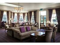 FT Food & Beverage Assistant / Conference and Banqueting Waiter - Hilton Avisford Park, Arundel