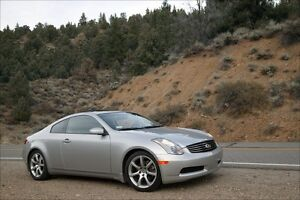 Looking for an Infiniti g35 coupe