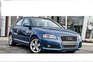 2009 Audi A3 Hatchback Wagon