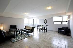 Fully Furnished Room w/ private bathroom at 1 Columbia St. W Kitchener / Waterloo Kitchener Area image 3
