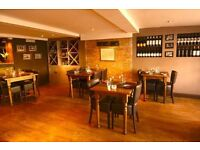 Weekend Waitress/Waiter for Argentinean Steakhouse (Maidstone)