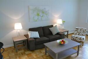 Spacious 2-bed near Victoria Park/Lawrence - close to DVP/401!