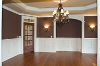 INTERIOR PAINTING PROFESSIONALS SERVING THE GTA AREA BOOK TODAY