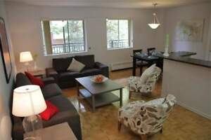 Beautiful 2 Bed near QEW & HWY10 - Great  Mississauga Location!