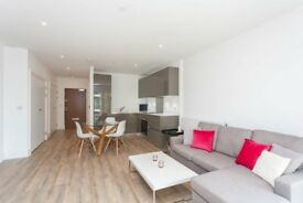 LUXURY 1 BEDROOM FURNISHED APARTMENT IN COMPTON HOUSE WOOLWICH ARSENAL ROYAL ARSENAL