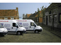 Nationwide delivery and collection service throughout Scotland England and Wales