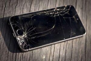Buying Broken screen iPhones and Blacklisted Iphones