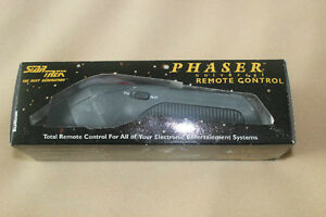 Star Trek The Next Generation Phaser Remote Control