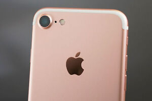 iPhone 7 Rose Gold with Apple Care+