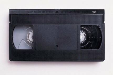 Convert your VHS Videos to DVD and digital format Bellfield 3081 Banyule Area Preview