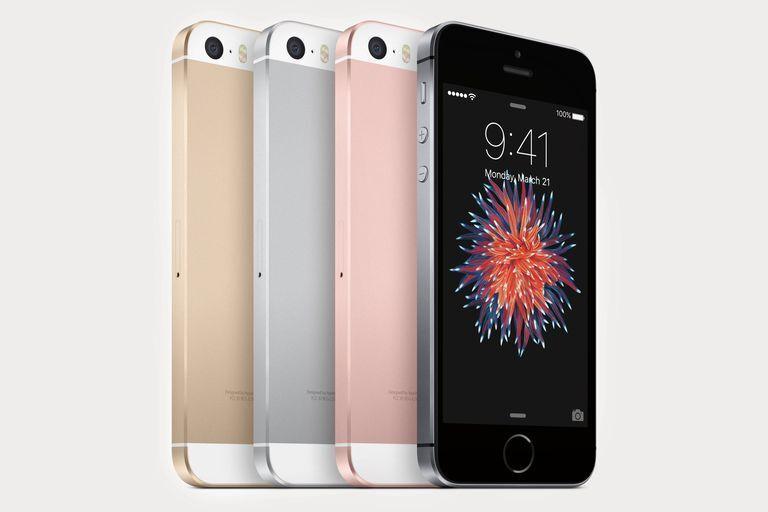 New Apple iPhone SE 32GB Verizon Smartphone