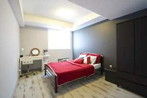 1 Columbia Fully furnished Luxury Apartments going FAST! Kitchener / Waterloo Kitchener Area image 3