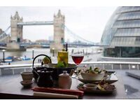 Kitchen Porter needed - great location and tips