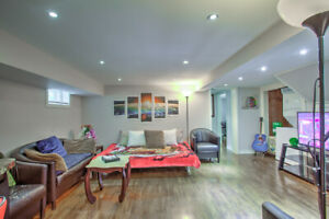 ALL INCLUSIVE - FURNISHED - MAY 1st - 10 MIN TO DOWNTOWN