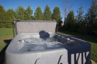 FURNISHED WITH HOT TUB$1200 plus utilities APR-MAY1  St Joseph's