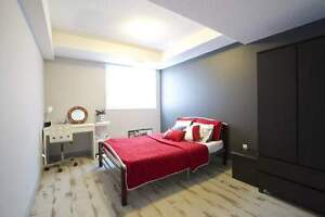 1 Columbia Fully furnished Luxury Apartments going FAST! $400 GC Kitchener / Waterloo Kitchener Area image 3