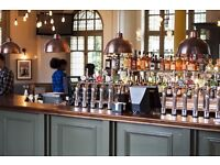 Full & part time bar/floor team - Barnes Bridge, SW13