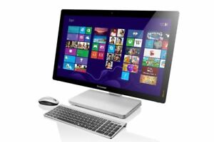 "Lenovo IdeaCentre A720 , Touchscreen 27"", ajustable, SSD"
