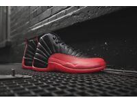 Nike Air Jordan XII 12 Retro 'Flu Game' UK 7, US 8, EUR 41 IN HAND!!