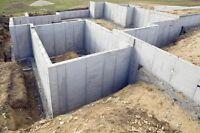 Concrete Forming| Foundation Walls- Free Estimates