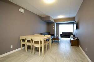 One room at R1 Luxury Apartment Building London Ontario image 8