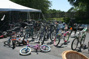 ALL UNDER ONE ROOF BIG STREET BIKE SALE TODAY TUESDAY APRIL 23!