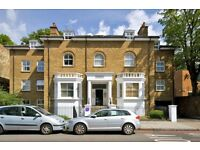 Three Bed/Two Bath Flat with Parking, Being Short Walk to Clapton Station