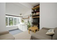 Beautiful 2 bedroom split level Victorian conversion flat in desirable conservation area