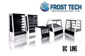 Display Cases / Coolers / Fridges / Refrigerated Cabinets
