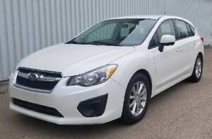 2014 Subaru Impreza 2.0i Touring Package Manual transmission!