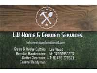 Home & Garden Services - Southampton & surrounding areas.