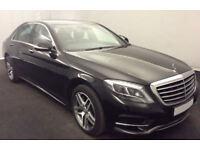 Mercedes-Benz S350 FROM £170 PER WEEK!