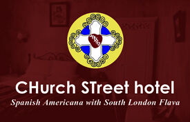 Full time Receptionist for Funky, downtown Boutique Hotel in South London