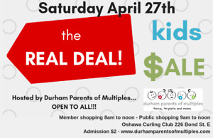The REAL DEAL Kids Sale