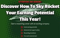 Attention Job Seekers $3500+/mo to Start!