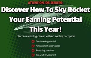 Attention Job Seekers $4000-$6000 Per Month To Start