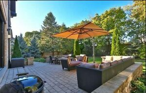 ** EXECUTIVE/LUXURY Rental Aurora, Newmarket, Vaughan & Area